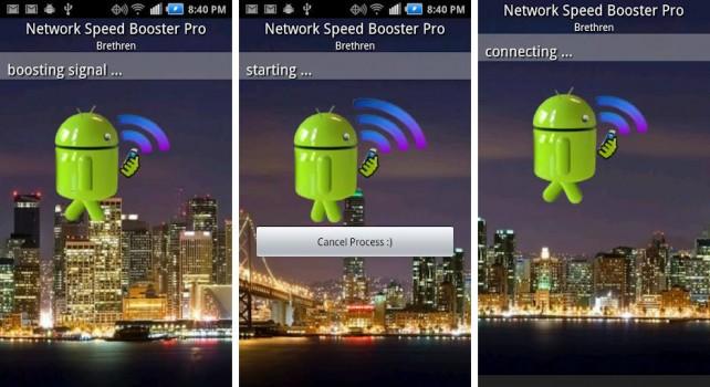 Aplicaciones Android para mejorar señal de red y WiFi