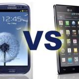 Samsung Galaxy S3 vs LG Optimus 4X HD