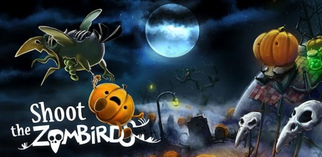 Descargar Shoot The Zombirds para Android (APK)