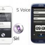 Siri vs S-Voice – Batalla de asistentes de Voz