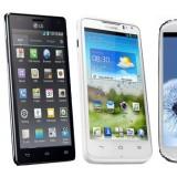 Los Mejores Smartphones Android de 4 núcleos