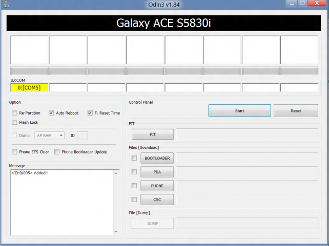 Actualizar Samsung Galaxy Ace (S5830i) a Android 2.3.6 Oficial (DDLD2)