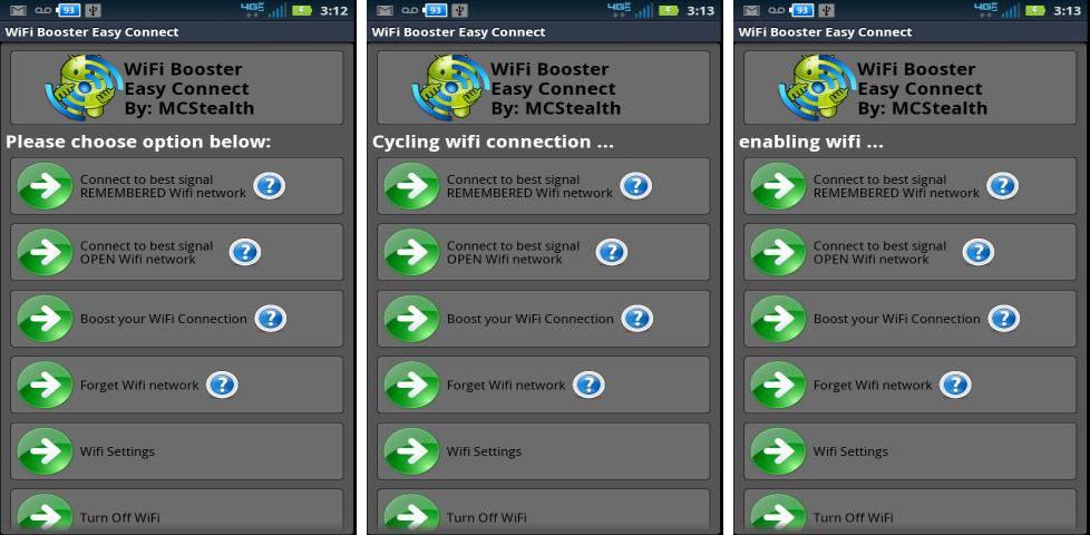 Простой способ взломать wi fi с мобильного под управлением Android - програ
