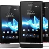 Sony Xperia P, Xperia U y Xperia Sola disponibles en Europa y EE.UU.
