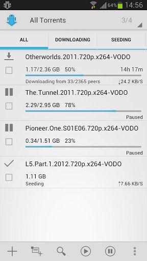 aTorrent 1