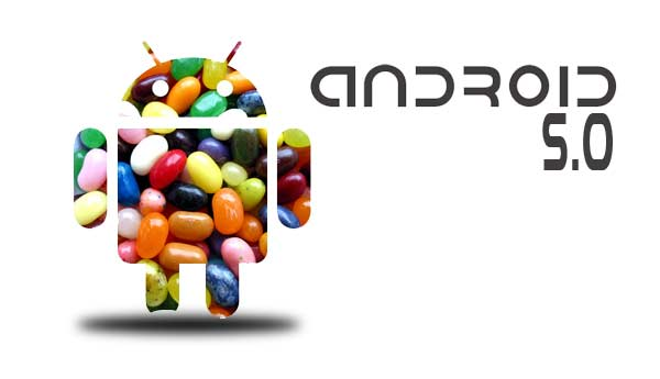 Android 5.0 Jelly Bean en los proximos Google Nexus