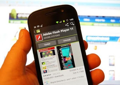 Adobe Flash Player para Android (APK) – Actualización con mejoras de seguridad