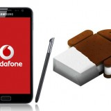 Samsung Galaxy Note se actualiza a Android 4.0.3 Ice Cream Sandwich (Vodafone)