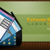 GO Launcher EX se actualiza a la version 3.16