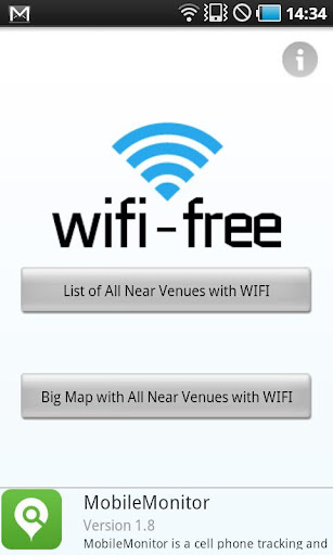 Free WiFi Android 2