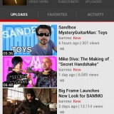 Youtube Android 4
