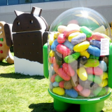 android jelly bean estatua (2)