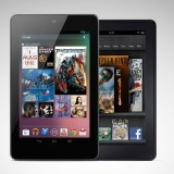 Google Nexus 7 Vs Amazon Kindle Fire