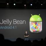 Android 4.1 Jelly Bean presentado en el Google I/O