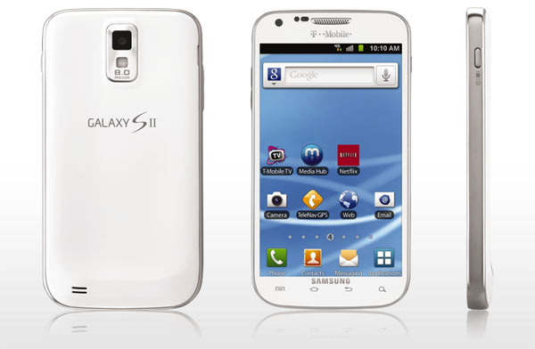 Android Ice Cream Sandwich para el Samsung Galaxy S2 de T-Mobile muy pronto