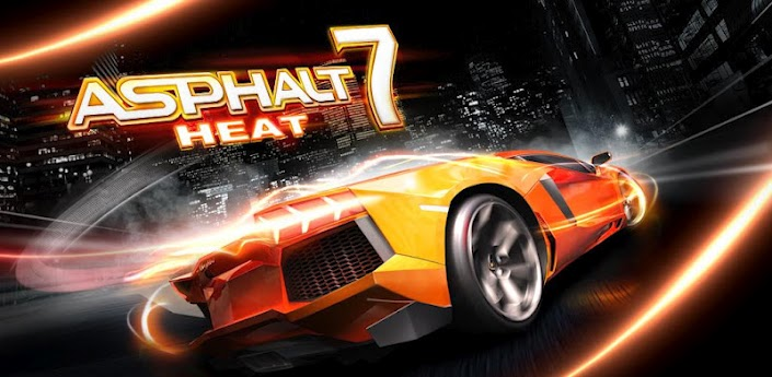 Asphalt 7 Heat Android