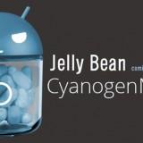 Actualización CyanogenMod CM10