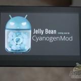 CyanogenMod 10 Nexus 7