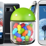 Android 4.1 Jelly Bean para Samsung Galaxy S2 y Galaxy S3 (No oficial)