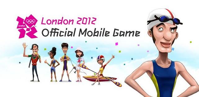 Portada juego oficial Londres 2012