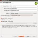 Asistente Nueva Aplicación Android