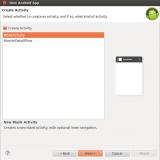 Asistente Nueva Aplicación Android paso 3
