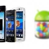 Sony Xperia 2011 no se actualizarán a Android 4.1 Jelly Bean