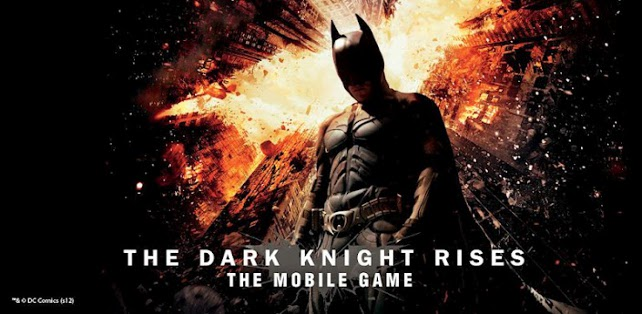 Portada The Dark Knight Rises