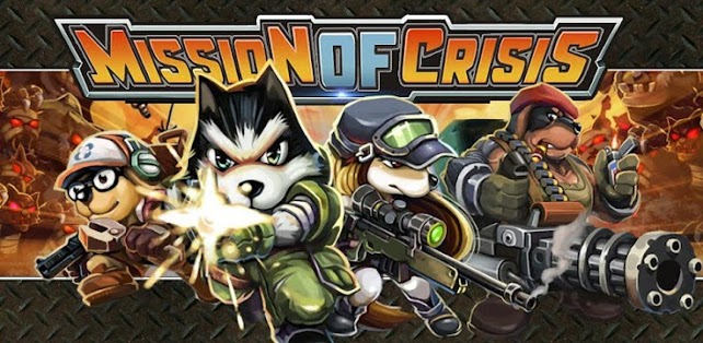 Portada Mission of Crissis