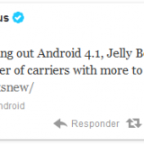 Android 4.1.1 Jelly Bean OTA (JRO03E) disponible para el Nexus S i9020A