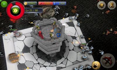 AR Magical Battle Captura 1