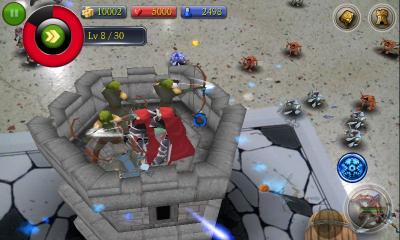 AR Magical Battle Captura 2