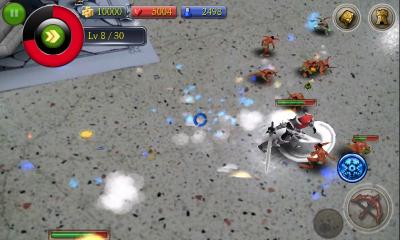AR Magical Battle Captura 3