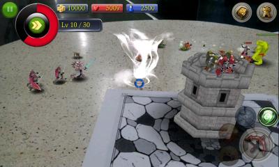 AR Magical Battle Captura 4