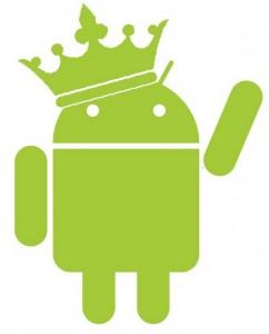 Android tendrá el 70% del mercado de smartphones a pesar del iPhone 5