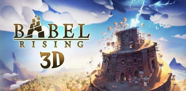 Portada Babel Rising 3D