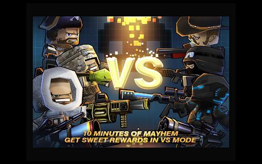 Captura de Call Of Mini Zombies