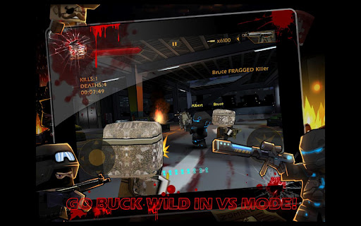 Captura de Call Of Mini Zombies