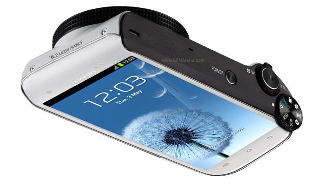 Samsung presentaría una Cámara Galaxy S en IFA 2012