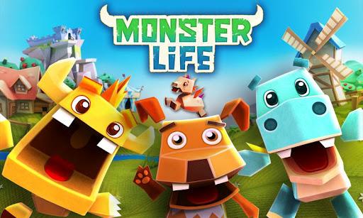 Captura Monster Life