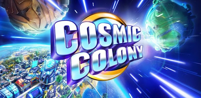 Portada Cosmic Colony