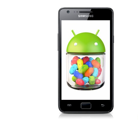 Galaxy S2 Jelly Bean