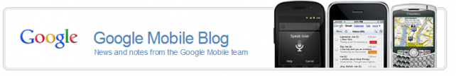 Google Mobile Blog