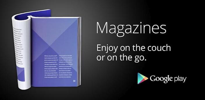 Google Play Magazines 1.0.1