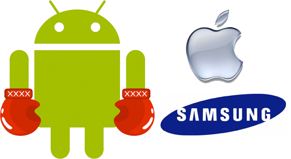 Google cree que el caso Apple vs Samsung no afectará a Android