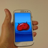 Video: Samsung Galaxy S3 con Android 4.1.1 Jelly Bean