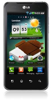 Finalmente LG Optimus 2X se actualizara a Android 4.0 ICS