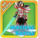 Logo AR Magical Battle