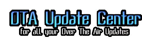 OTA Update Center