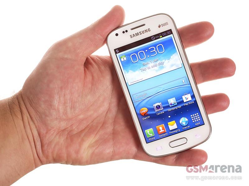 Samsung Galaxy S Duos-3
